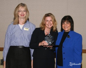 Prosecutor Award, Mandy Trout, Colfax County Attorney's Office
