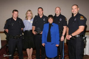 Midnight Accident Unit, make 945 DUI arrests.  MADD applauds OPD work.