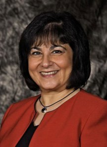 National Board Member, Sally Ganem