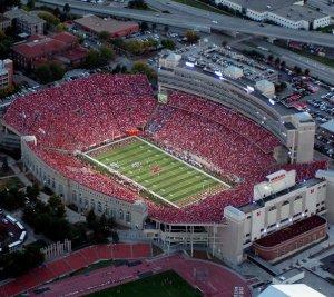 Memorial Stadium, Lincoln NE
